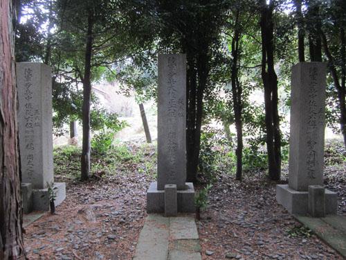 陸軍墓地關谷銘次郎墓.12.02.16.