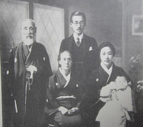 寺尾博士と御家族.12.05.29.