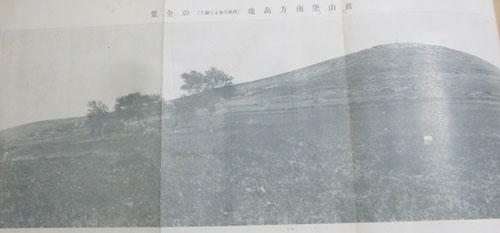 首山堡南方高地の全景.12.08.30.